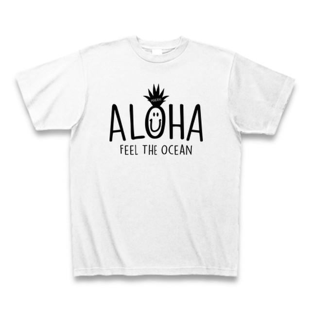 「ALOHA」Tシャツ